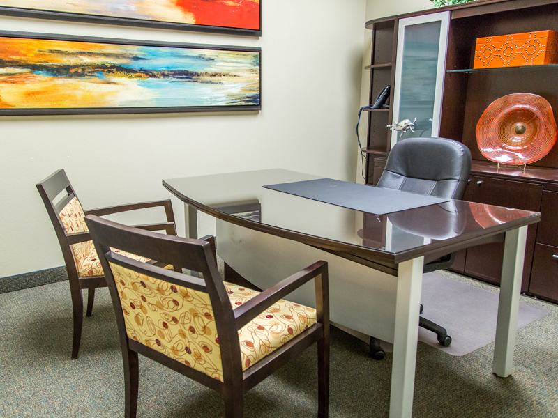 Benefits of an Executive Office Suite