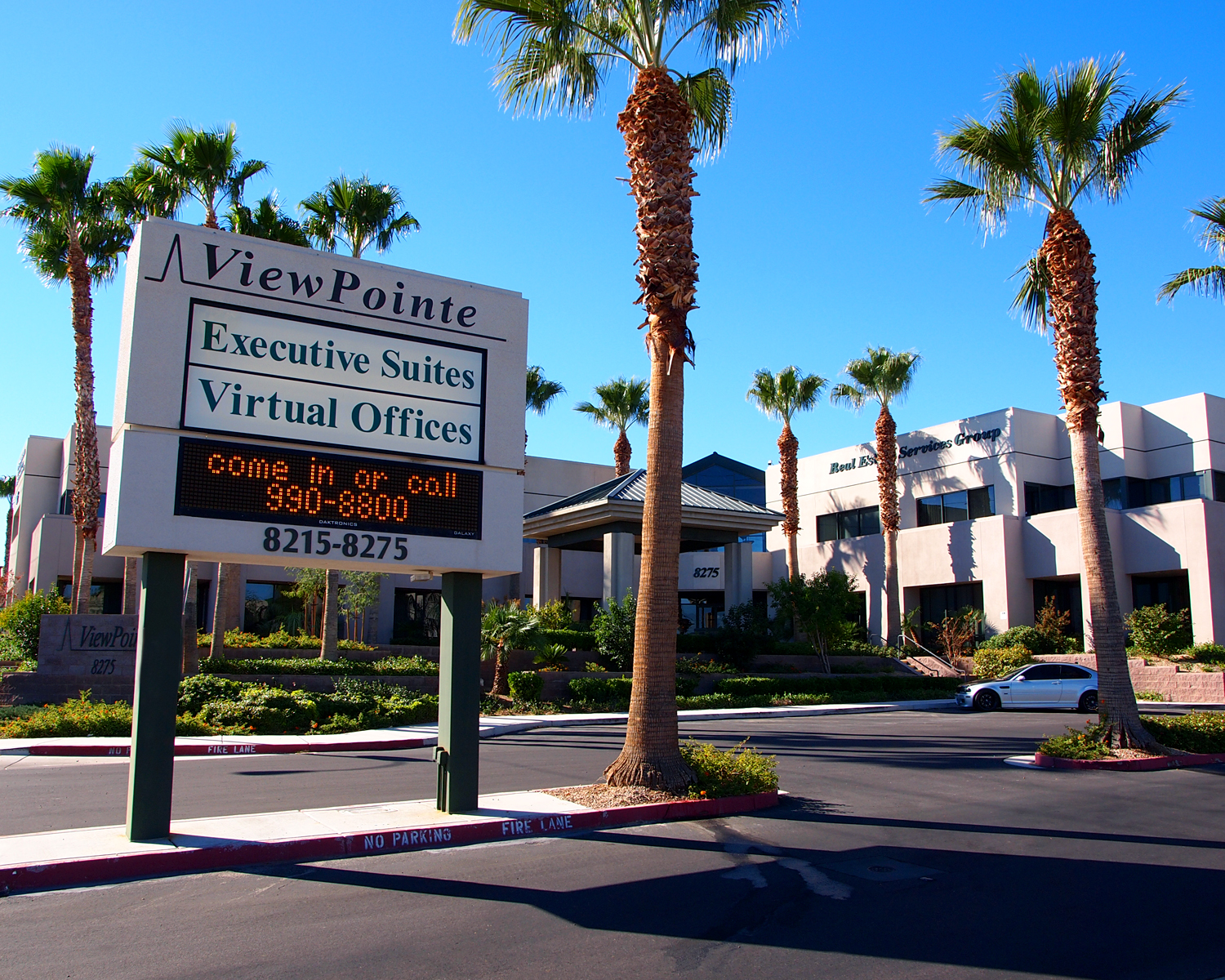 ViewPointe Executive Suites - Contact us if you are thinking of downsizing and in need of a Las Vegas mailing address!